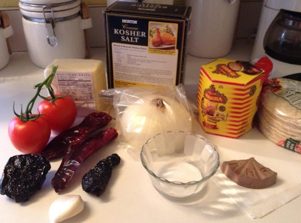 INGREDIENTS Buy the freshest ingredients you can find.