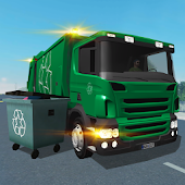 Trash Truck Simulator Icon