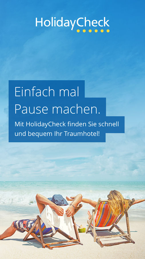 HolidayCheck - Hotels & Reisen- screenshot