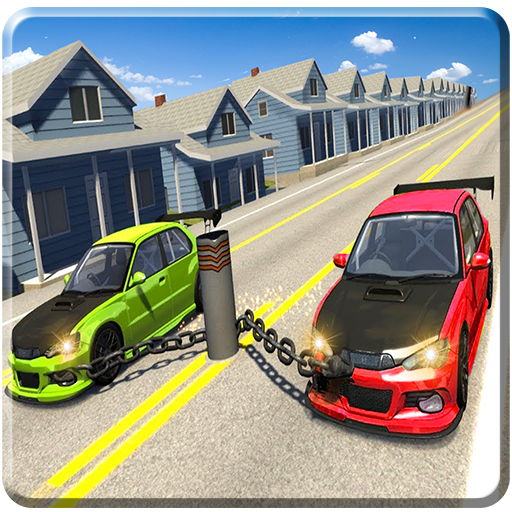 Real Chained Car 3d: Stunt Driver 2017 (game)