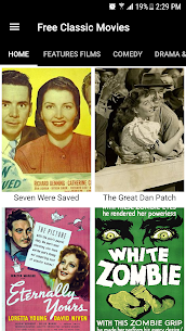 Free Classic Movies – Watch movies online free App Download For Android 1