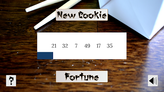 Chinatown Fortune Cookie -Free- screenshot thumbnail