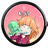 Carla & Schnuu Watch Face