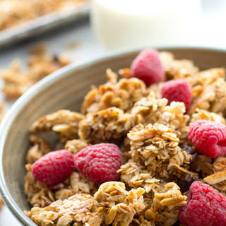 Large-Cluster Almond Granola