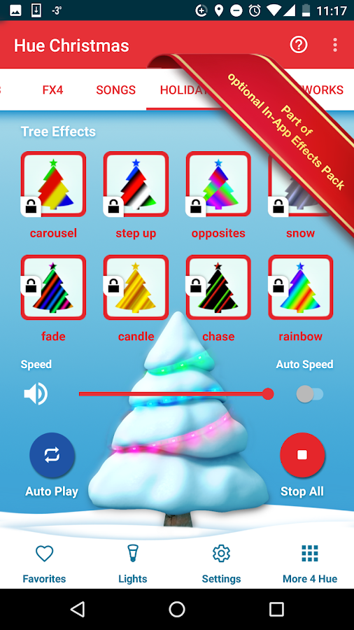 Hue Christmas for Philips Hue- screenshot