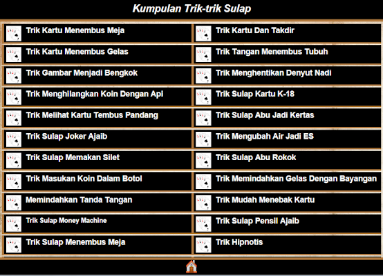 Master Sulap - screenshot