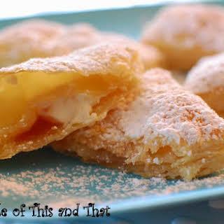 Guava Pastry Pockets.