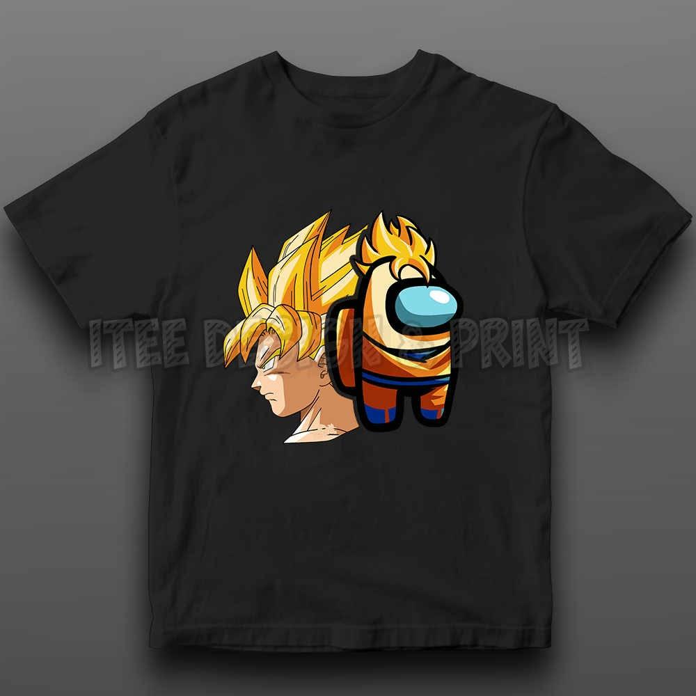 Son Goku Dragon Ball Among Us Impostor 22