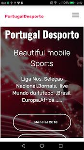 Desporto Portugal - náhled