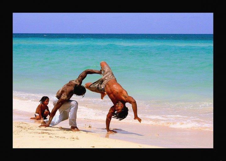 Capoeira di Lukk