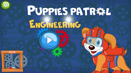 Puppy Engineering Patrol Screenshot