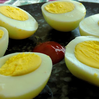 Power Pressure Cooker Hard Boiled Eggs-Easy Peel Recipe