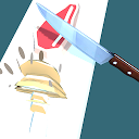 Food Cutter 3D - Cool Relaxing Cooking game