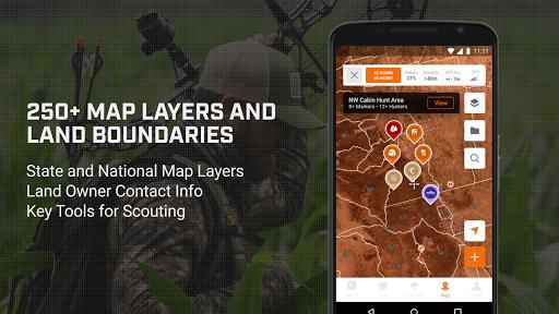HuntWise: Die Screenshots der Jagd-App 3
