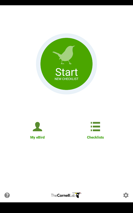 eBird by Cornell Lab- screenshot