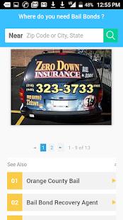 Zero Down™ Bail Bonds (Ohio) - náhled