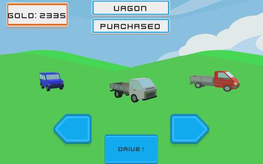 Boxy Truck Driver
