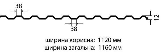 Металлопрофиль Хмельницкий