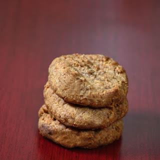 Grain-Free 5 Ingredient Peanut Butter Chocolate Chip Cookies