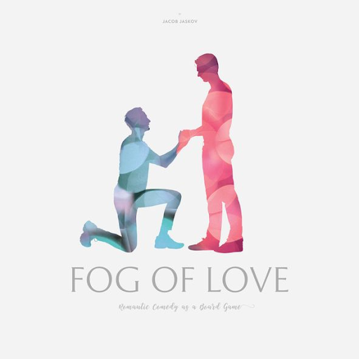 Fog of Love - Alternate Cover: Men