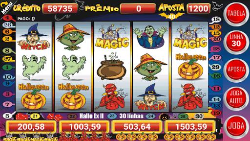 Halloween Slots 30 Linhas Multi Jogos 1.11 screenshots 8