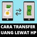 Cara Transfer Uang Lewat HP icon