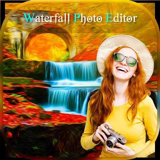 Waterfall Photo Editor : Waterfall Photo Frames (app)