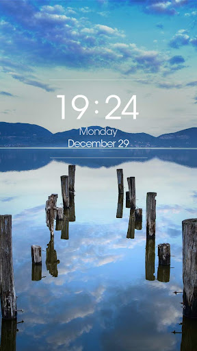 ZUI Locker Theme - Waiting