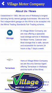 Village Motor Company- screenshot thumbnail