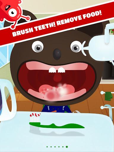 Tiny Dentist Christmas android2mod screenshots 7