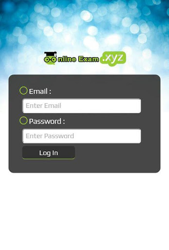 Online Exam XYZ