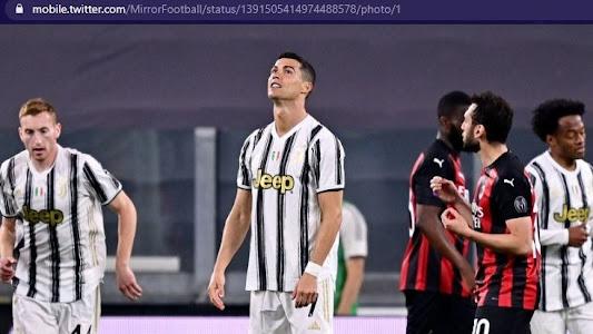 Mangkir Latihan Usai Juventus Digasak AC Milan, Ronaldo Malah Datangi Pabrik Ferrari dan Beli Mobil Baru - Bolasport.com