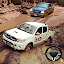 Offroad Pickup Truck Cargo Duty:Uphill Driving Sim icon