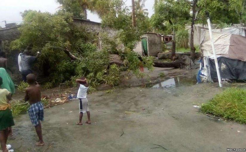 127 σκότωσε τροπικός κυκλώνας σε Ζιμπάμπουε και Μοζαμβίκη