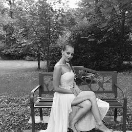 Bride to be  by Erica Pineiro - Wedding Bride ( love, i do, nature, beauty, bride, engagement )
