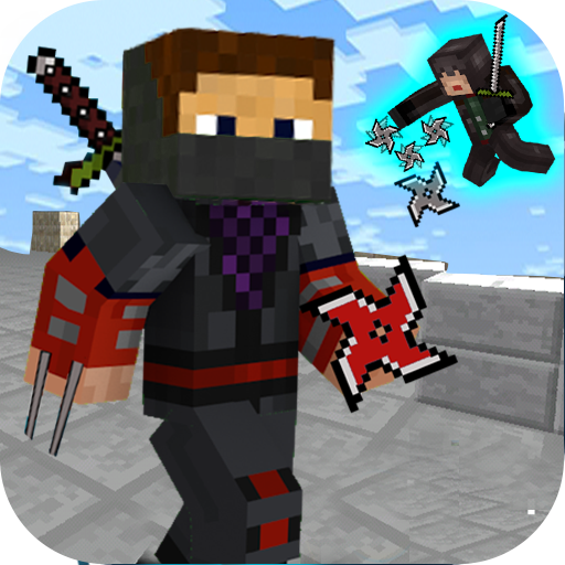 Block Ninja Mine Games (game)
