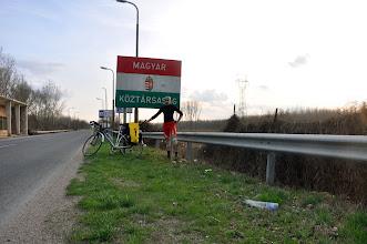 Photo: Wjeżdżam na Węgry