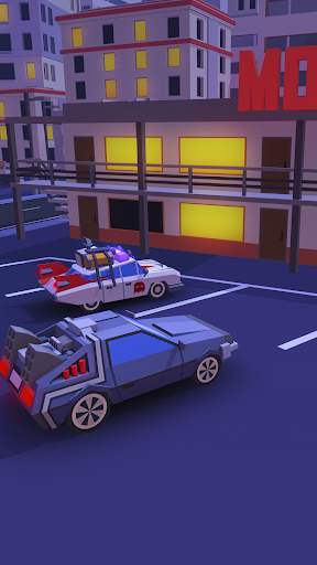Taxi Run - Crazy Driver  screenshots 8