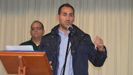 El concejal del PSOE Mario Torregrosa.