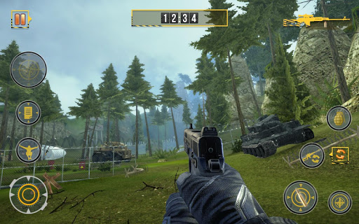 Fort Squad Battleground - Survival Shooting Games apkpoly screenshots 7