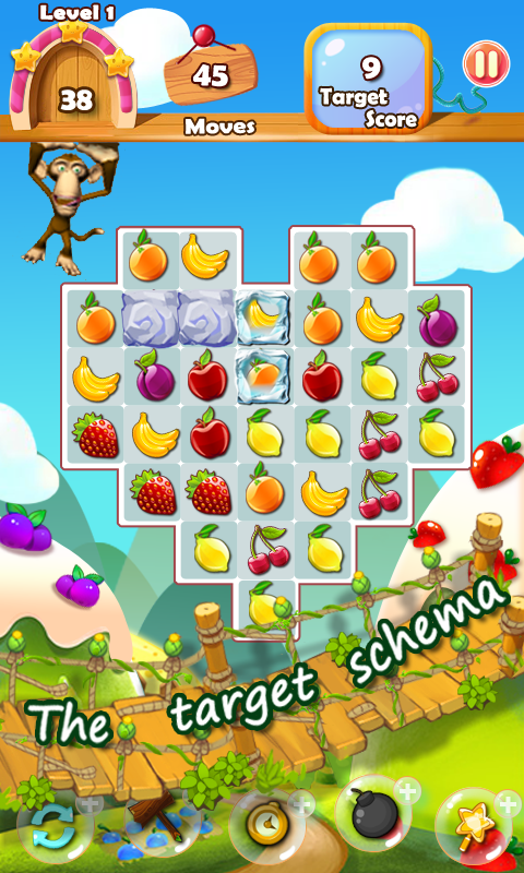 Fruit Matching - screenshot