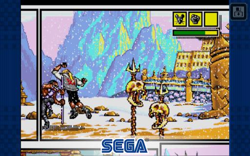 Comix Zone Classic screenshot 7