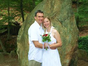 Photo: Clemson Botanical Gardens - 6/10 Just Married! ~ http://WeddingWoman.net ~