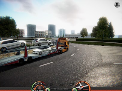 Truck Simulator : Europe 2 MOD Apk (Unlimited Purchases) 9