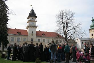 Photo: Захід відбувся на центральній площі міста Жовкви