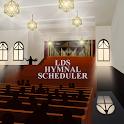 LDS Hymnal Scheduler icon