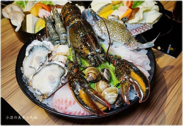 宇良食健康鍋物║工業風乾燥花鍋物餐廳94狂!龍蝦雙人套餐霸氣登場,超美鑄鐵鍋時尚又流行!
