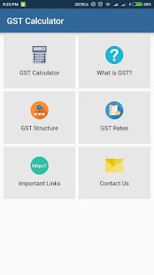 GST Calculator India - Apps on Google Play