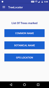 Tree Locator- screenshot thumbnail