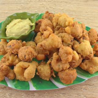 BacalaíTos with Curry Aioli Recipe